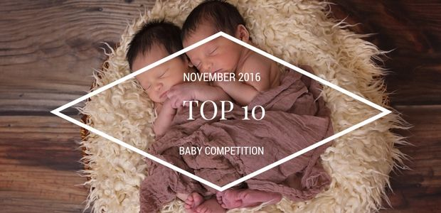 November 2016 top 10 Baby Competition