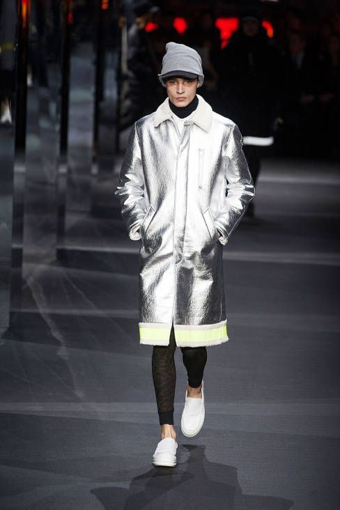 Moncler Gamme Rouge F/W 2014