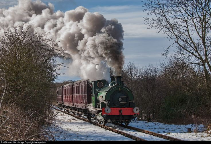 Untitled Steam 0-4-0 at Newcastle, United Kingdom by henry elliott
