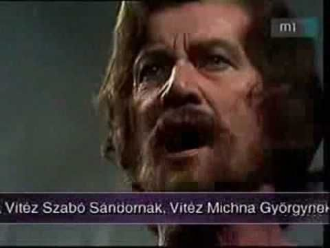 Simándy József: Katona J.-Erkel F.-Bánk bán-Hazám, Hazám - YouTube