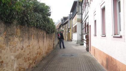 Deidesheim - Durch die Deidesheimer Weinberge