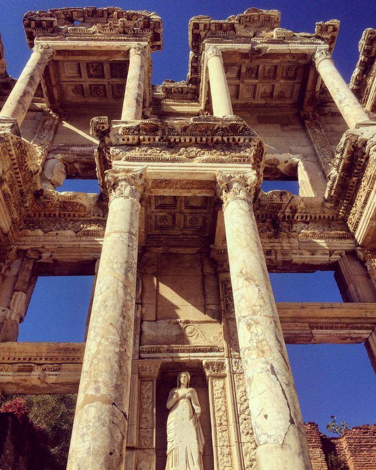Efes Antik Kenti - İzmir - TURKEY