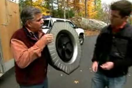 with General contractor Tom Silva | thisoldhouse.com | from How to Install a Solar Attic Fan