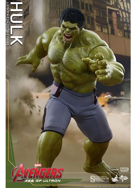 Hulk - Avengers: Age of Ultron - Sixth Scale Figure by Hot Toys