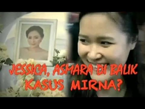 Jessica : 'Mirna Mau Dong Di Cium Ama Lo Lagi, Udah Lama Nih' !