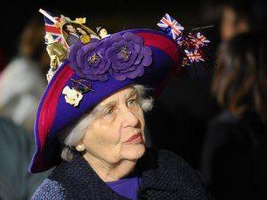 ugly hats royal wedding | ROYAL WEDDING:The Royal Wedding Gown,The Hats and Cinderella's Evil ...
