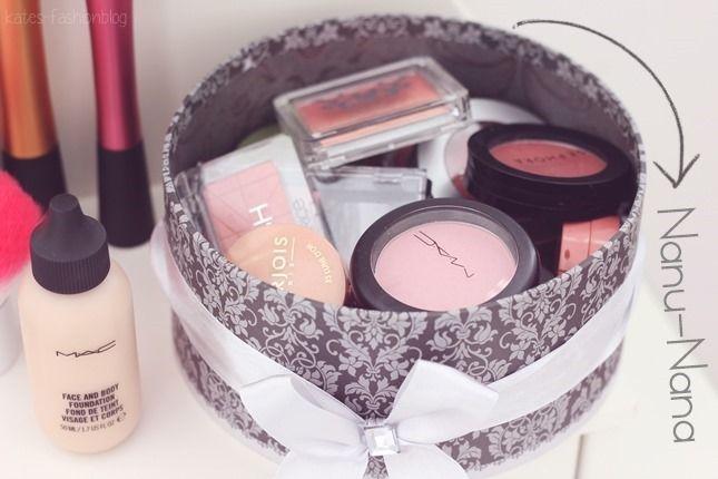 best 25 make up aufbewahrung ideas on pinterest make up. Black Bedroom Furniture Sets. Home Design Ideas