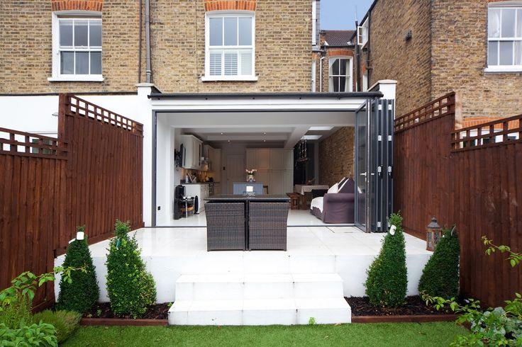 7 best flat roof extensions images on pinterest roof. Black Bedroom Furniture Sets. Home Design Ideas