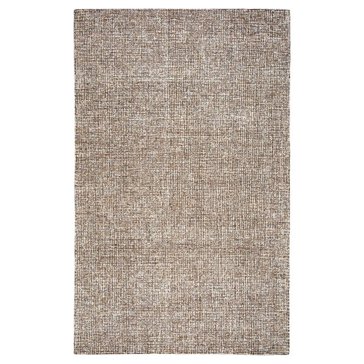 Solid Rug - Taupe Brown - (9'X12') - Rizzy Home