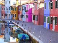 Burano Italy -