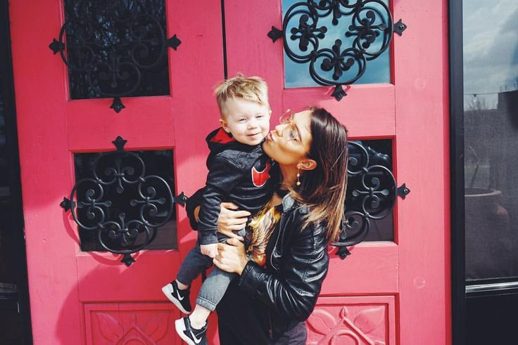 "9,957 Likes, 31 Comments - Jenna Johnson (@dance10jenna) on Instagram: ""The only Valentine I need 💋 #nephew"""