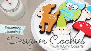 Explore cake decorating classes on Craftsy & make amazing designs!