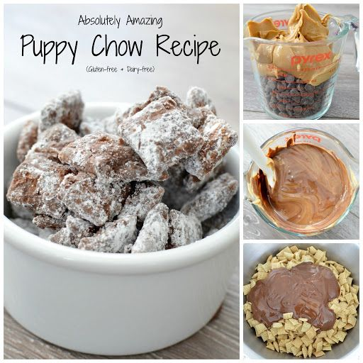 Puppy Chow Recipe Puppy Chow Recipes Best Puppy Chow Recipe