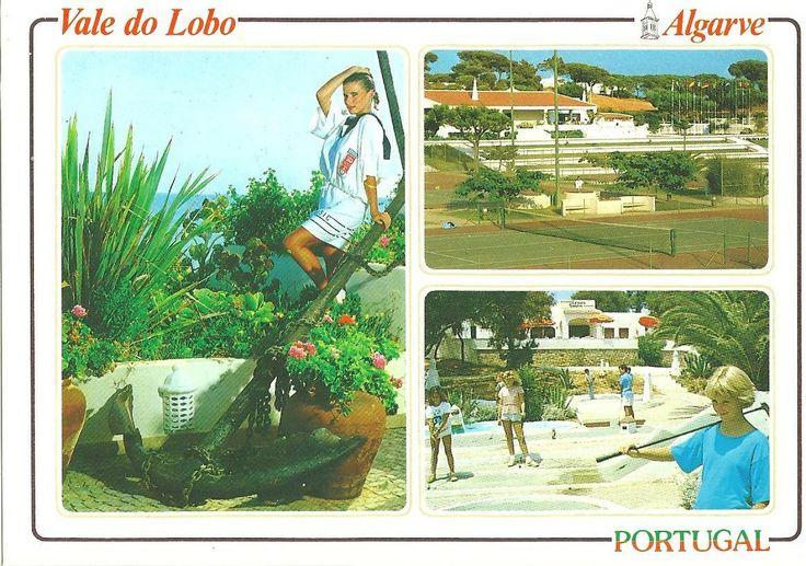 Vale do Lobo, Algarve.