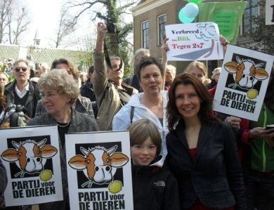 Partij voor de Dieren wil streep door verbreding A27 Amelisweerd
