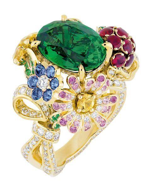 Dior Haute Joaillerie 2013