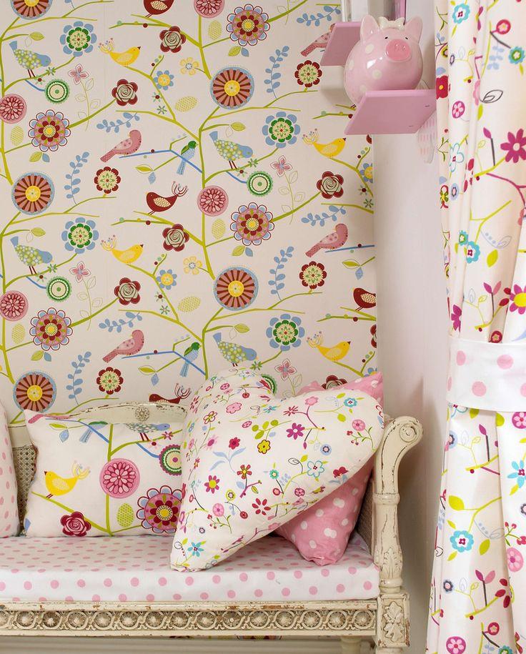 Lapwing Lane - Fabric