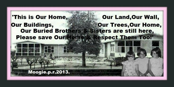 save our Home,our Truth,our History
