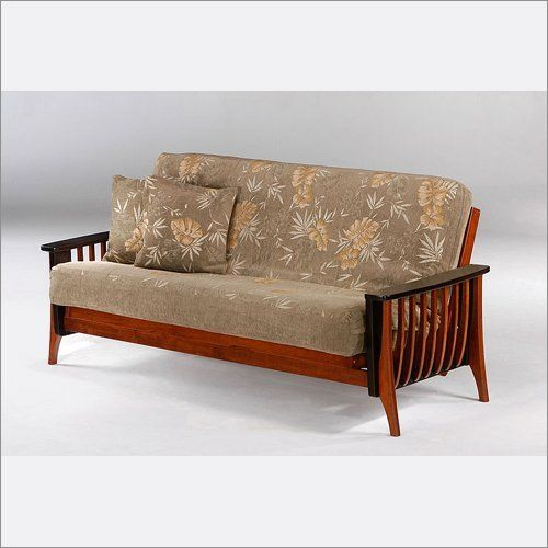 Night And Day Aurora Futon Is A Stylish Wood Sofa Bed By That Possibly Our Coolest Departure From Style Tradition The Part