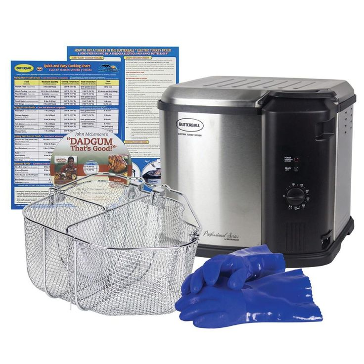 Masterbuilt Butterball Indoor Electric Turkey Fryer – USMART NY
