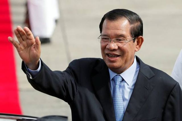 Cambodia's Hun Sen Warns His Party It Could Still Lose Election