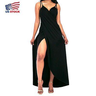 Women 2XL Swimwear Scarf Beach Cover Up Wrap Sarong Sling Skirt Maxi Dress Black…