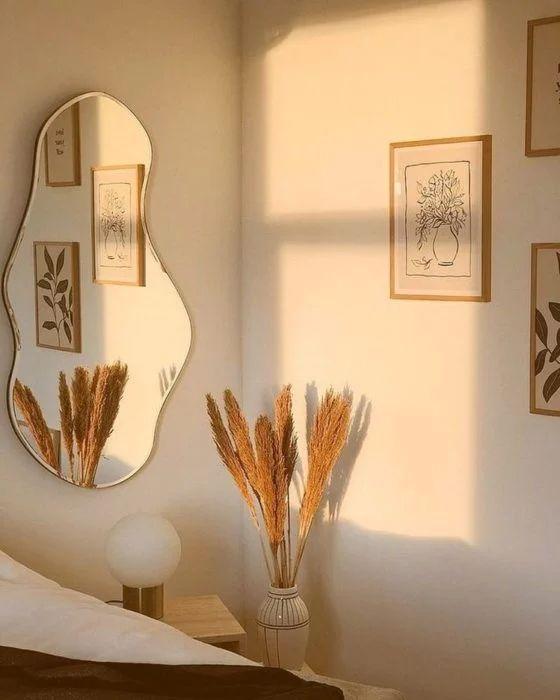 Room Design Bedroom, Room Ideas Bedroom, Bedroom Decor, Wall Art Bedroom, Room Decorations, Room Art, Bedroom Inspo, Bedroom Inspiration, Room Decor Bedroom