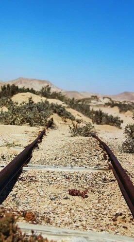 Sperrgebiet - Lüderitz,  Namibia