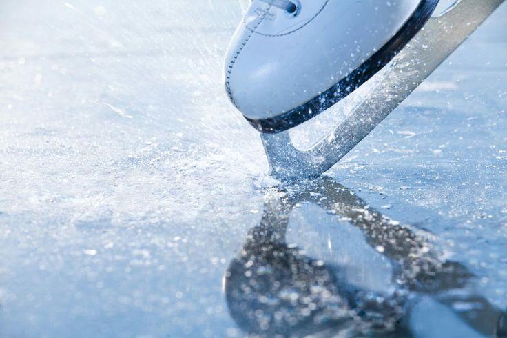 Figure skating - toe