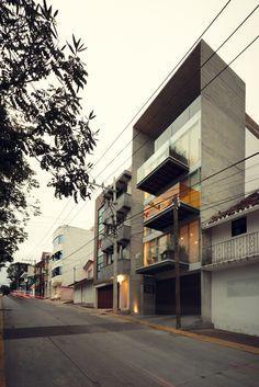 Edificio VH,© Nasser Malek