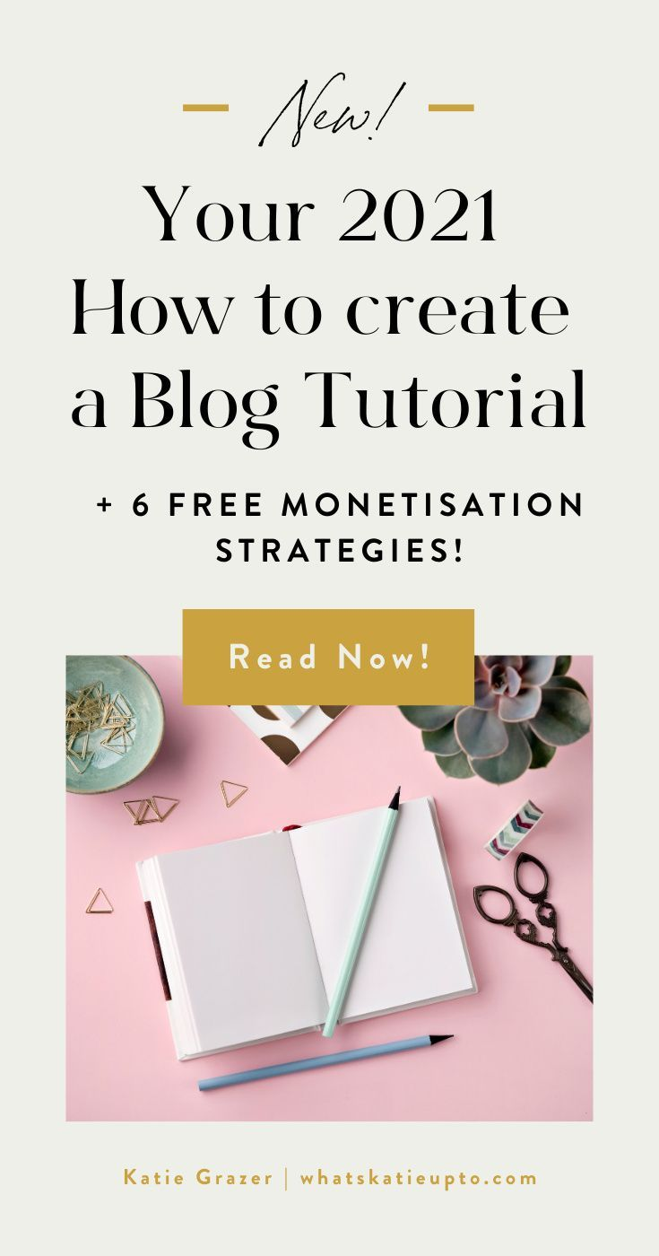 Pin On How To Start A Blog