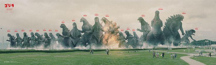 The Tallest Godzilla Of Them All [Update]