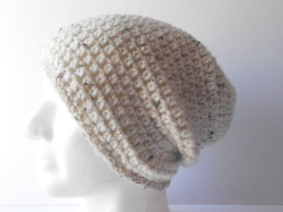 Slouchy Hat. Unisex slouchy Hat. Men's slouch hat. by AluraCrafts