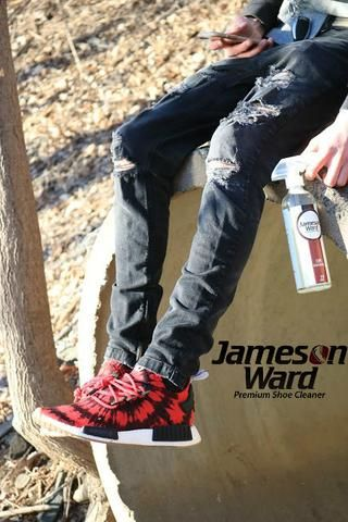 Jameson Ward Premium Shoe Cleaner - Best Available In The Market | Jameson Ward