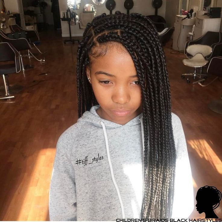 Five Beautiful Low Maintenance Hairstyles For Working Mums Africanbraidshairstyles Beautif Kids Braided Hairstyles Box Braids Styling Kids Box Braids