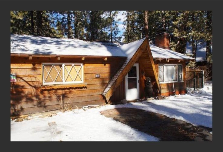 41 best slope side cool cabins images on pinterest bear for Snow summit cabin