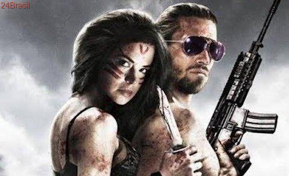 Inferno Na Estrada - Filme completo dublado - Filmes de ação 2017