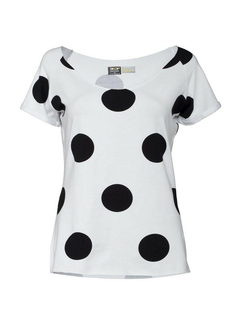 white polka-dot shirt www.bosco-design.com