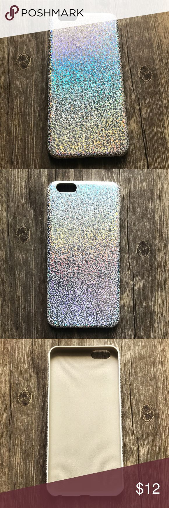 iPhone 6 6s Plus Fish Scale Rainbow Leather Case ▪️BRAND NEW SEALED iPhone 6 6s Plus Case   ▪️Bright, Iridescent Rainbow Fish Scales Design   ▪️PU Leather, Great Textured Feel, Perfect Hybrid Material!   ▪️Built-in Padding Inside Case To Protect Phone ▪️Same or Next Business Day Shipping Kerzzil Accessories Phone Cases
