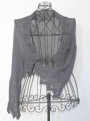 Knit Pattern: Beautiful Shrug