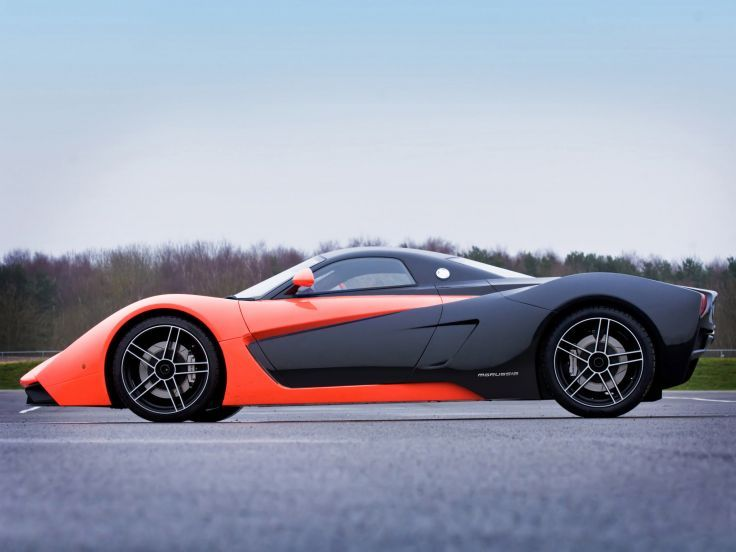 This Is Whatu0027s Left Of Russian Supercar Company Marussia