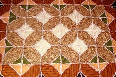 How to Make a Rag Quilt - Janet Wickell