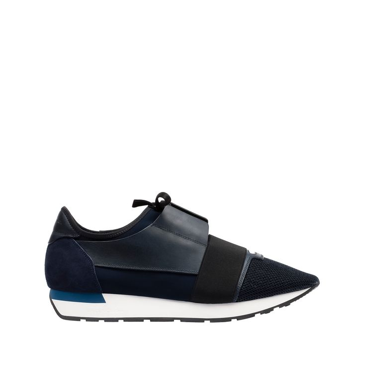 Balenciaga Sneaker Men Night Blue - Discover the latest collection and buy online Men on the Official Online Store.