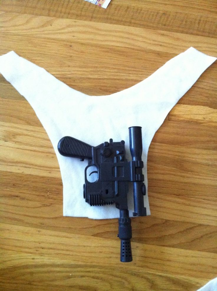 Han Solo Cosplay Tutorial: Han's Belt and Holster (Part 2.5 of 3) | the stylish geek