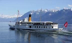 Lago di Ginevra - Svizzera