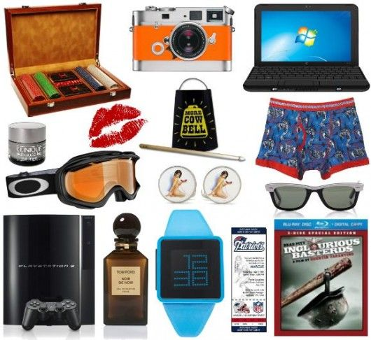 Present Ideas For Men: More Gift Ideas For Men