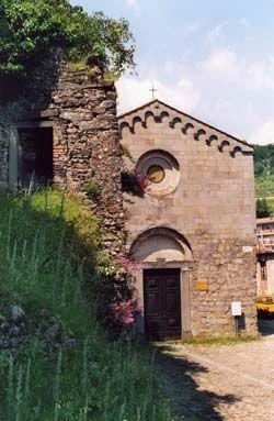 Castiglione di Garfagnana - Luoghi ed itinerari a Castiglione di Garfagnana