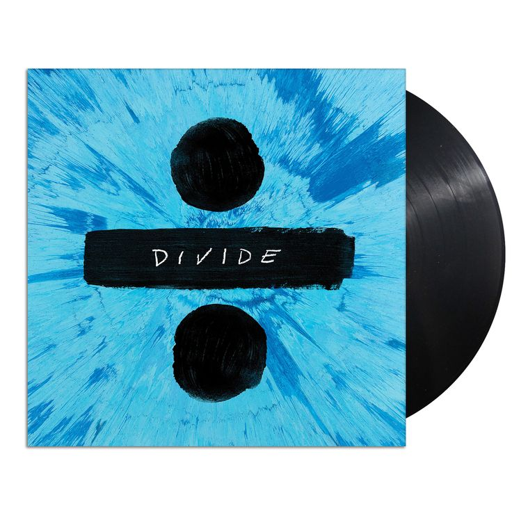 Lazy Labrador Records - Ed Sheeran · Divide ÷ · Vinyl 2xLP · Black 180 Gram 45RPM, $27.69 (http://lazylabradorrecords.com/ed-sheeran-divide-vinyl-2xlp-black-180-gram-45rpm/)