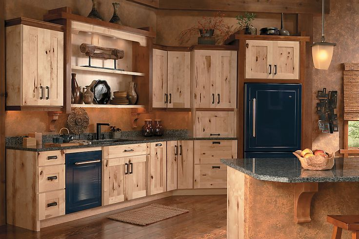 rustic maple Natural with Chestnut accentsDesign Center, Medallions ...
