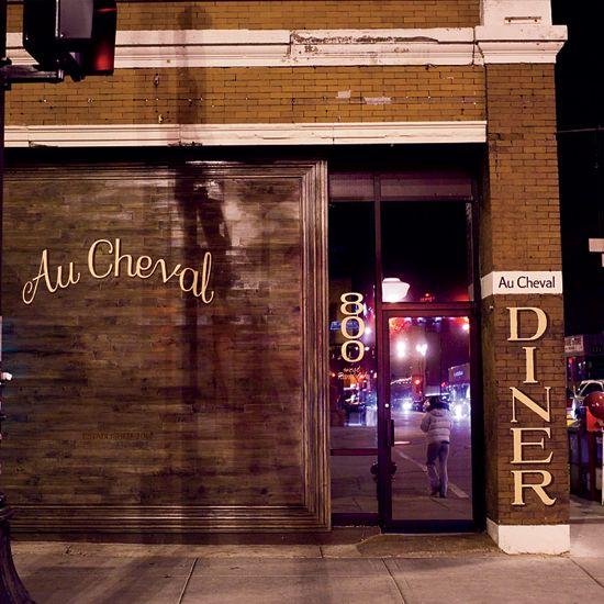 Chicago West Randolph Street: Au Cheval